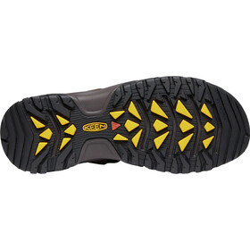 Keen Targhee III Slides Men, bison/mulch